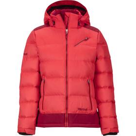 Marmot Sling Shot Jacket Women scarlet red/sienna red